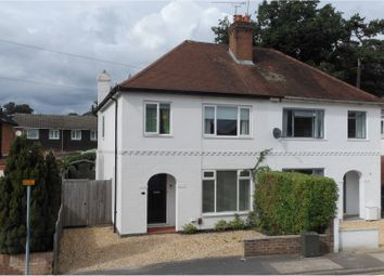 3 Bedrooms Semi-detached house for sale in Edward Avenue, Camberley GU15