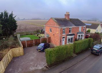 Thumbnail 3 bed semi-detached house for sale in Chapel Road, Old Leake, Boston, Lincs