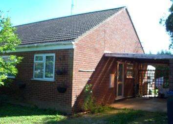 Thumbnail 2 bed bungalow to rent in Orchard Way, Terrington St John, Wisbech