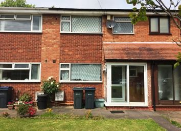 Thumbnail 3 bed terraced house for sale in Earlswood Court, Handsworth Wood, Birmingham