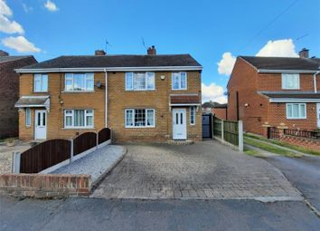 Thumbnail 4 bed semi-detached house for sale in Queens Crescent, Bawtry, Doncaster