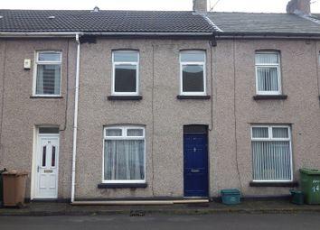 Thumbnail 3 bedroom terraced house to rent in Machen Street, Risca, Newport.