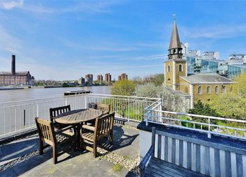 Thumbnail 3 bed flat for sale in Old Swan Wharf, Battersea, London