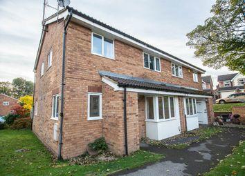 Thumbnail 2 bed town house for sale in Hunshelf Road, Chapeltown, Sheffield