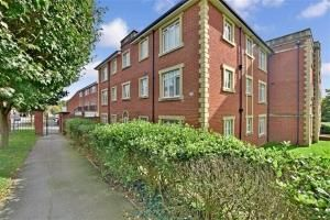 Thumbnail 2 bed flat to rent in Reed Drive, Redhill