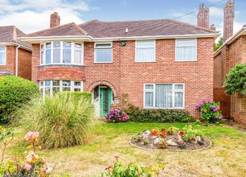 Station Road, Netley Abbey, Southampton SO31. 4 bed detached house