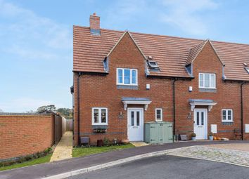 Ridgeway Close, East Hendred, Wantage OX12. 3 bed end terrace house for sale