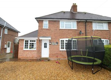 Thumbnail 3 bedroom semi-detached house to rent in St. Neots Road, Eltisley, St. Neots