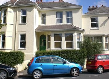 Thumbnail 10 bed town house to rent in Dale Road, Mutley, Plymouth