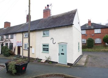 Thumbnail 2 bed cottage for sale in Main Street, Higham-On-The-Hill, Nuneaton