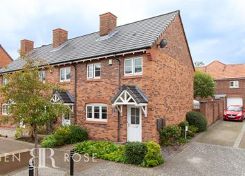 3 bed end terrace house for sale in Chiltern Mews, Chorley PR7
