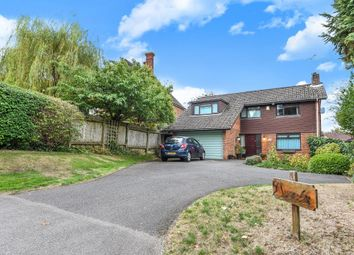 Thumbnail 4 bed detached house for sale in Wargrave, Thameside Village Location