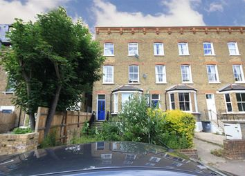 Thumbnail 4 bed flat to rent in Byrne Road, London