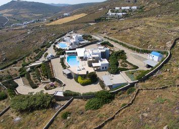 Thumbnail 7 bed villa for sale in Mykonos, Cyclade Islands, South Aegean, Greece