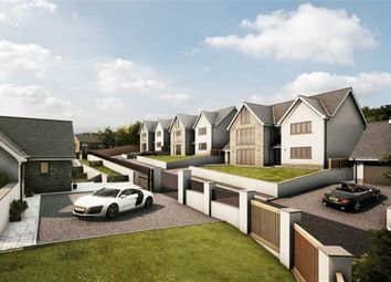 Thumbnail 5 bedroom detached house for sale in Bayview Court, Tycoch, Swansea, Swansea