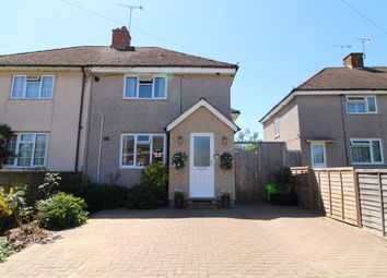 Thumbnail 3 bed semi-detached house for sale in Parsonage Lane, Welham Green