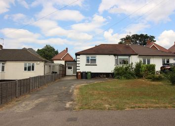Thumbnail 4 bed bungalow to rent in Oundle Avenue, Bushey