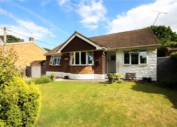 Thumbnail 3 bedroom detached house for sale in Tweseldown Road, Church Crookham, Fleet