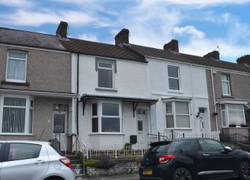 Thumbnail 2 bed terraced house for sale in Milton Terrace, Mount Pleasant, Swansea