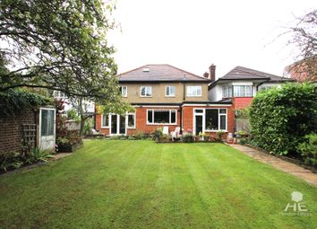 Thumbnail 5 bed link-detached house for sale in Crespigny Road, London, Hendon