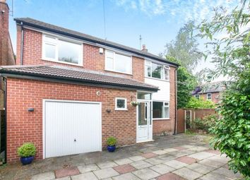 Thumbnail 5 bed detached house for sale in Carstairs Avenue, Woods Moor, Stockport, Cheshire