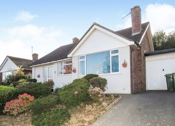 Thumbnail 3 bedroom detached bungalow for sale in Ashford Road, Hastings