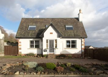 Thumbnail 4 bed detached house for sale in Weirgate Brae, St Boswells
