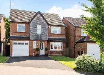 Thumbnail 4 bed detached house to rent in Brisbane Way, Wimblebury, Cannock