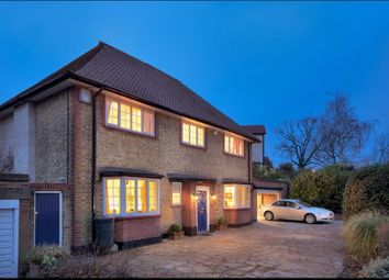 Thumbnail 4 bed detached house for sale in The Ridgeway, Mill Hill, London, 1Rs
