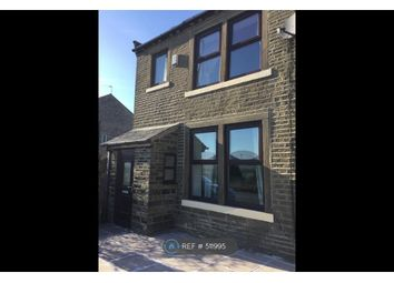 Thumbnail 2 bed terraced house to rent in Croft Row, Denholme, Bradford