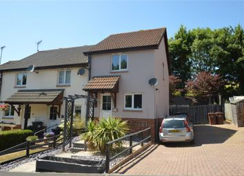Thumbnail 2 bed end terrace house for sale in Queen Elizabeth Drive, Crediton, Devon