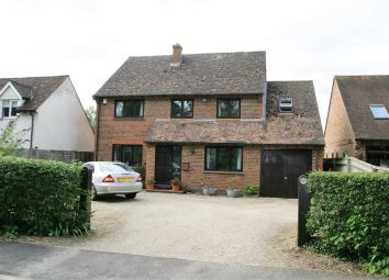 Thumbnail 4 bed detached house to rent in Brill Road, Oakley, Aylesbury