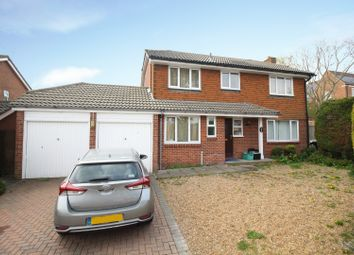 Thumbnail 4 bedroom detached house for sale in Harlands Grove, Orpington, Kent