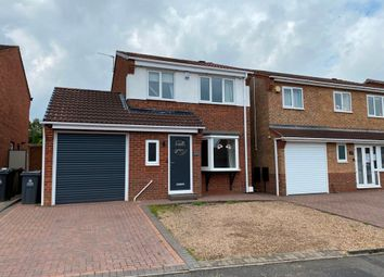 Thumbnail 3 bed detached house for sale in Selsdon Road, Bloxwich, Walsall