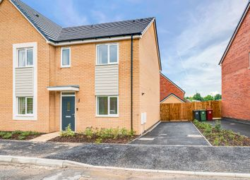 Thumbnail 3 bed semi-detached house to rent in Tupton Road, Clay Cross, Chesterfield