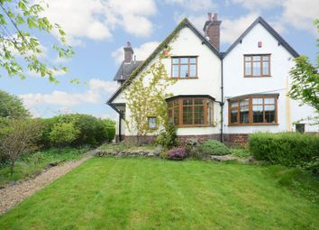 Thumbnail 3 bedroom semi-detached house for sale in Trent Valley Road, Penkhull, Stoke-On-Trent