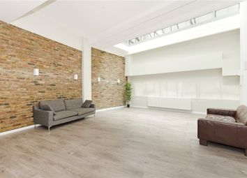 Thumbnail 3 bed flat to rent in Eagle House, 30 Eagle Wharf Road, London