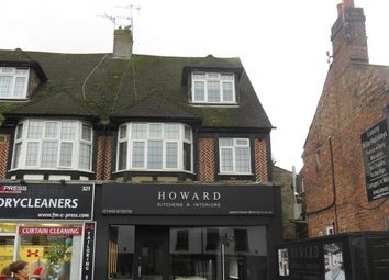 Thumbnail 3 bedroom flat to rent in Sevens Close, High Street, Berkhamsted