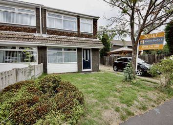 Thumbnail 3 bed property to rent in Ascot Avenue, Runcorn