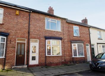 Roslyn Street, Darlington, Durham DL1. 2 bed terraced house for sale