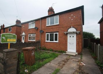 Thumbnail 2 bedroom semi-detached house to rent in Bradshaw Avenue, Wednesbury