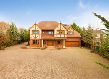 Thumbnail 5 bed detached house for sale in Brock Hill, Runwell, Wickford, Essex