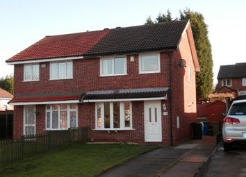 Thumbnail 3 bedroom semi-detached house to rent in Greenheart, Amington, Tamworth