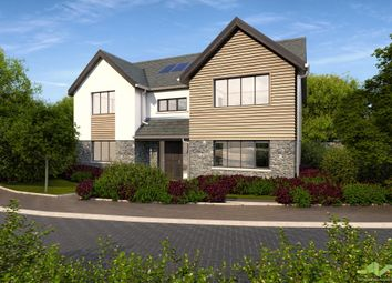 Thumbnail 6 bed detached house for sale in Vinery Lane, Sherford, Plymouth