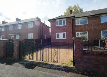 Thumbnail 4 bed semi-detached house to rent in Gorsey Road, Wythenshawe