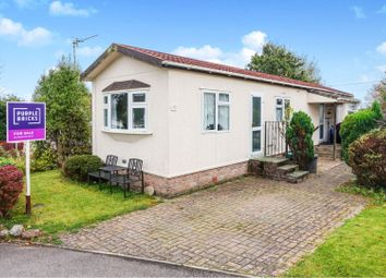 2 bed mobile/park home for sale in Honicombe Park, Callington PL17