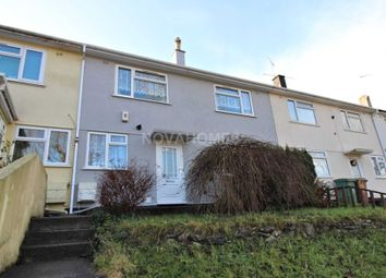 3 bed terraced house for sale in St. Pancras Avenue, Plymouth PL2