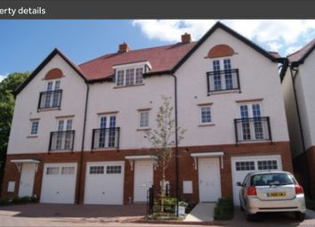 Thumbnail 4 bedroom terraced house to rent in Lowe Drive, Letchworth, Letchworth Garden City