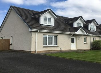 Thumbnail 3 bed semi-detached house to rent in Glen Road, Brodick, Isle Of Arran