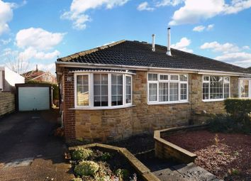 Thumbnail 2 bed semi-detached bungalow to rent in Karon Drive, Horbury, Wakefield